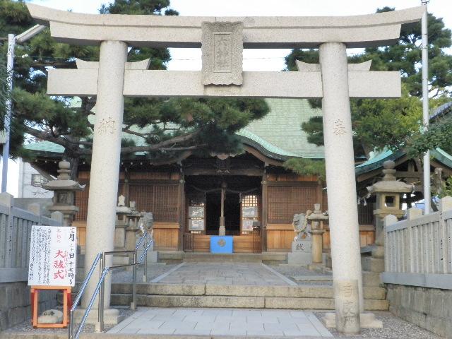 舞子六神社の年末