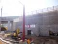 建設は日々続けられています