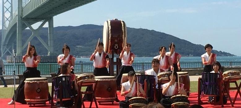 太鼓の魅力を多くの人に知ってほしい 女性和太鼓グループ花鼓