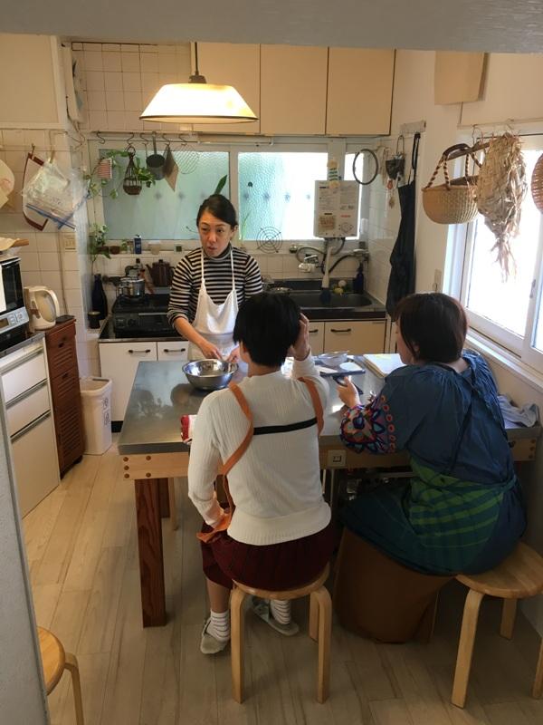 食べることが好き、人とのつながりが大好き~小さなアトリエお菓子教室acusu(あくしゅ)主宰山口クミさん~塩屋