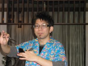 髪の健康にとことんこだわる  美容師 森慶士さん  本多聞