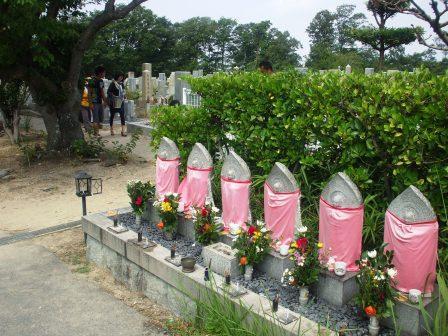 120813舞子墓園六地蔵