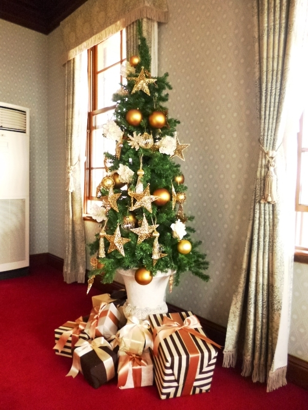 旧武藤邸クリスマス