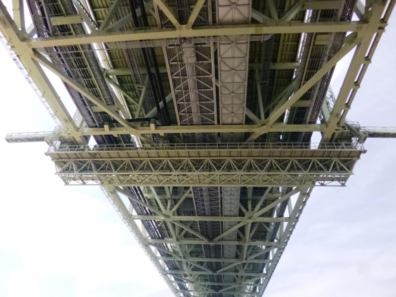 明石海峡大橋メンテナンス2
