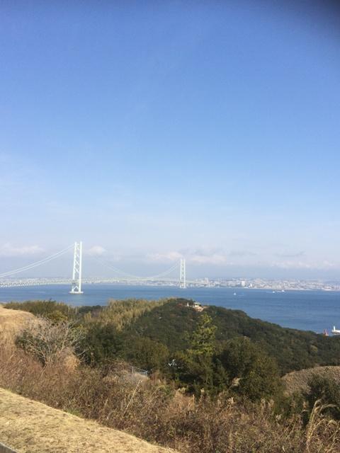 淡路島から見た垂水