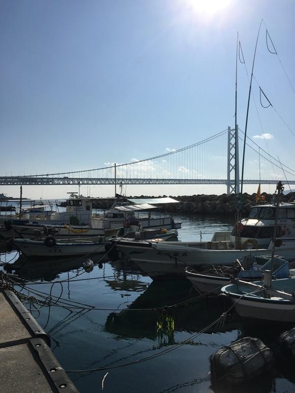 西舞子漁港
