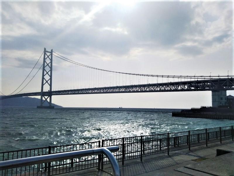 明石海峡大橋20周年!