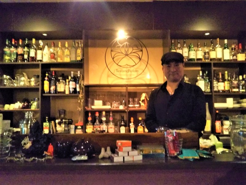 カフェだけでもどうぞ、人情溢れるマスターがお出迎え~「アジアンカフェバー トゥランブラン」~平磯