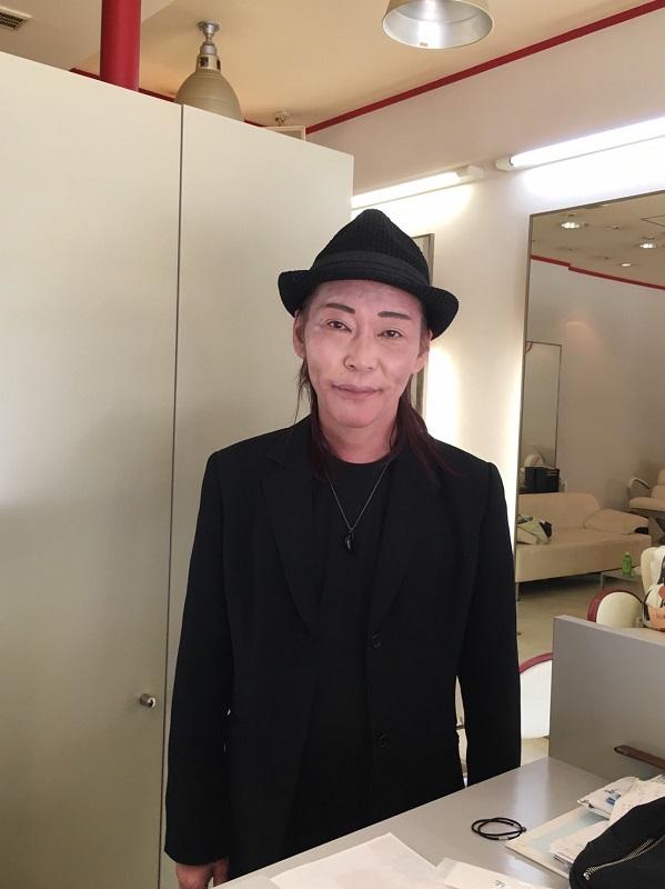 TRANCE for hair(トランス)代表・粕谷英明さん