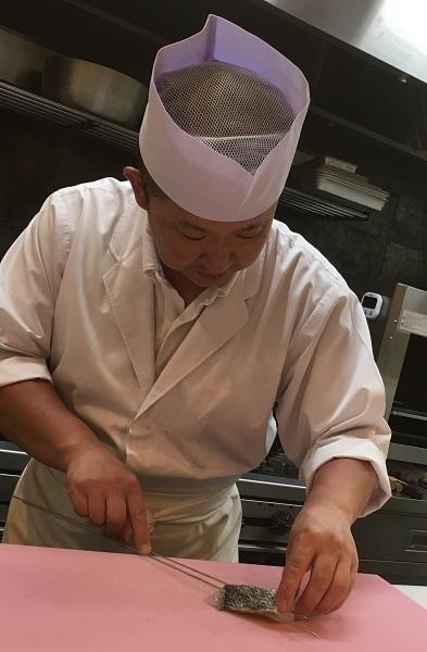 季節を料理に込めて~かっぽう猪澤~西舞子