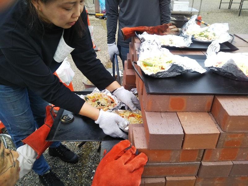 みんなで楽しくピザを焼こう!! ~多聞台ピザガーデン~
