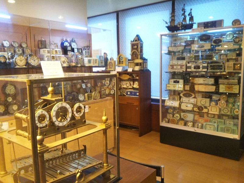 時代を彩るステキな時計の博物館~神戸時計デザイン博物館~