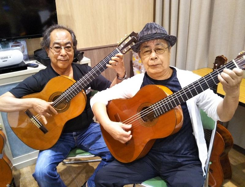 兄弟でフラメンコギターの魅力を発信~沼田幸男さん、進さん兄弟「La Guitarra(ラ ギターラ)」~清水が丘